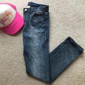J. Crew Crewcuts girls skinny jeans size 12